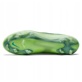 Scarpa da calcio Nike Phantom Gt Elite Dynamic Fit Fg M CW6589 303 multicolore verde 5