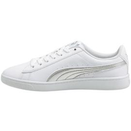 Puma Vikky v2 Metallic W 380667 01 bianco 2