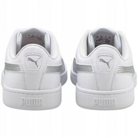 Puma Vikky v2 Metallic W 380667 01 bianco 3