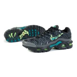 Nike Air Max Plus Gs Jr DA1310-010 scarpe bianco nero 1