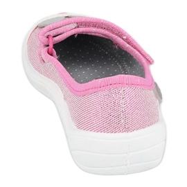 Scarpe per bambini Befado 208X045 rosa 3