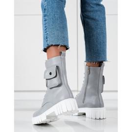 Seastar Lavoratori con tasca grigio 4