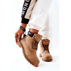 PH1 Stivali beige Crush Warm da donna marrone 1
