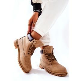 PH1 Stivali beige Crush Warm da donna marrone 4