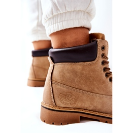 PH1 Stivali beige Crush Warm da donna marrone 6