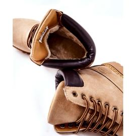 PH1 Stivali beige Crush Warm da donna marrone 9