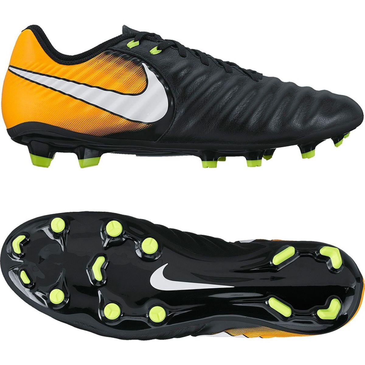 nike tiempo rio iv fg scarpe per calcio grigio da calcio