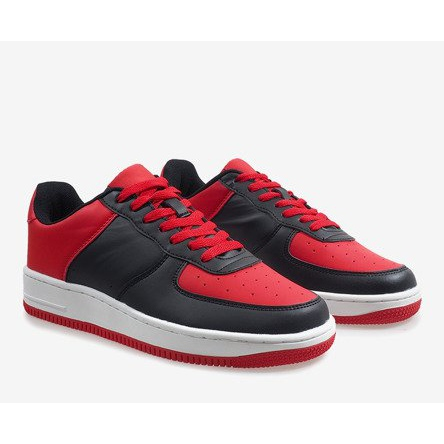 air force nere e rosse