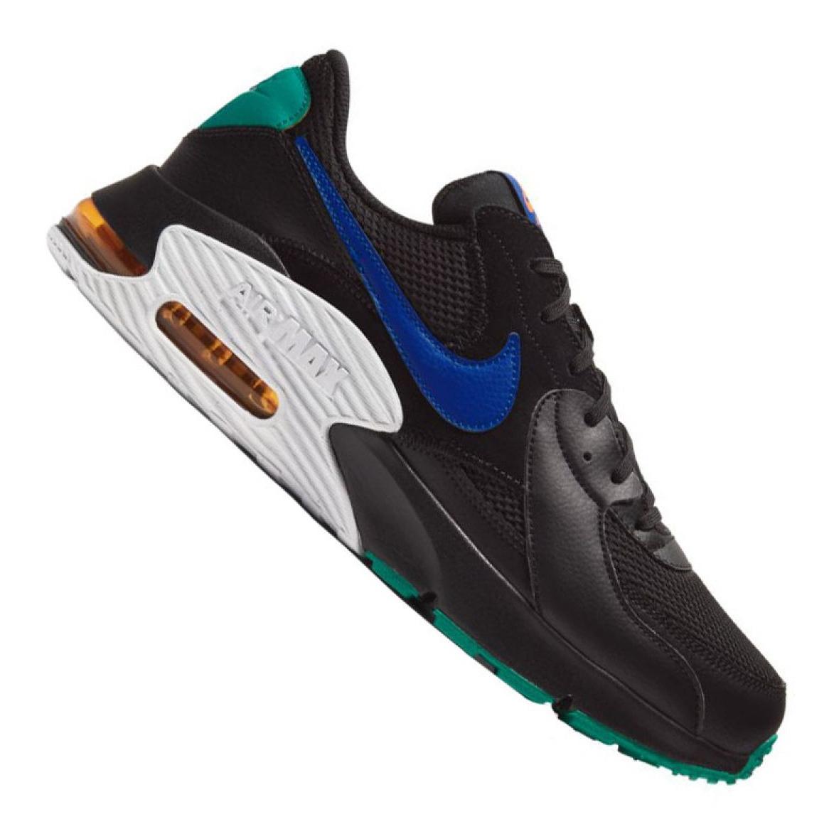 Dettagli su Scarpe Nike Air Max Excee M CD4165 002 nero